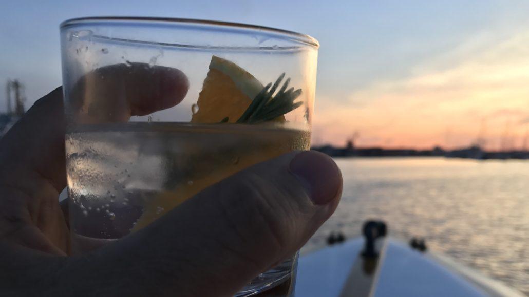 Maritime Gin Verkostung in Rostock